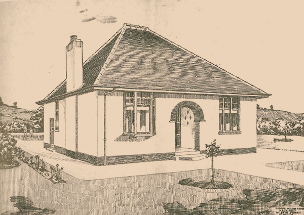 BUNGALOW LATE 1920's