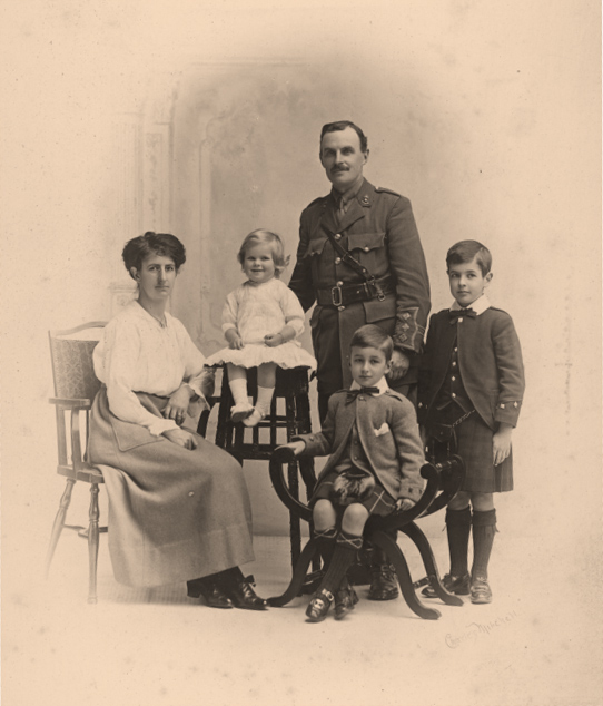 The Mickel Family 1917