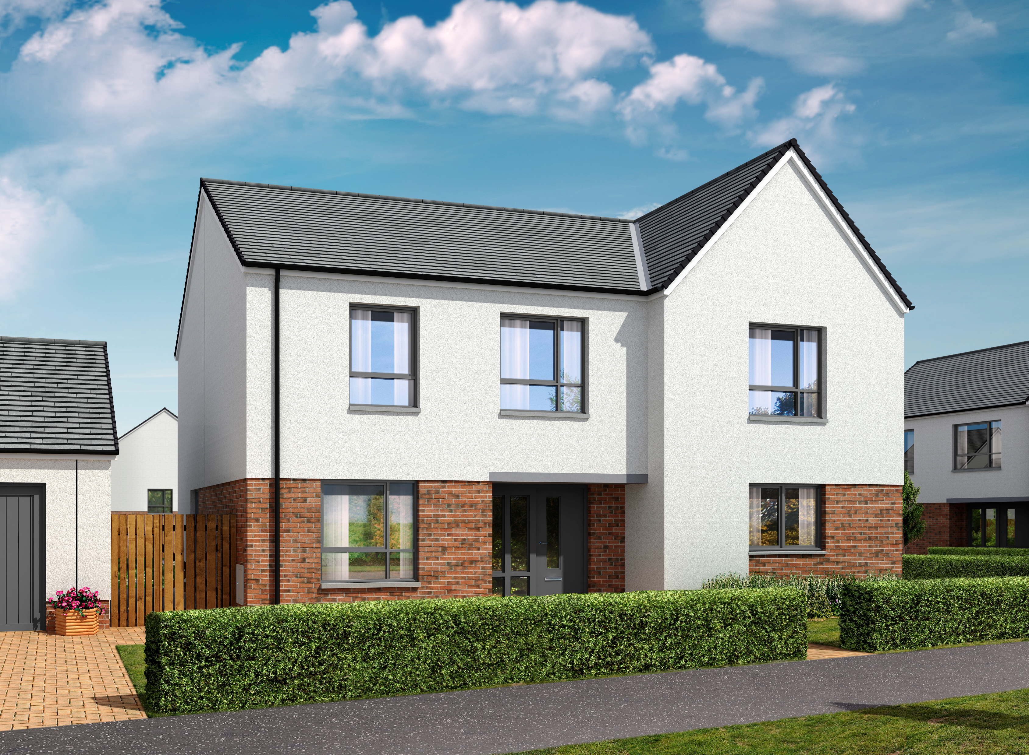 Mortgage For Building A House Scotland