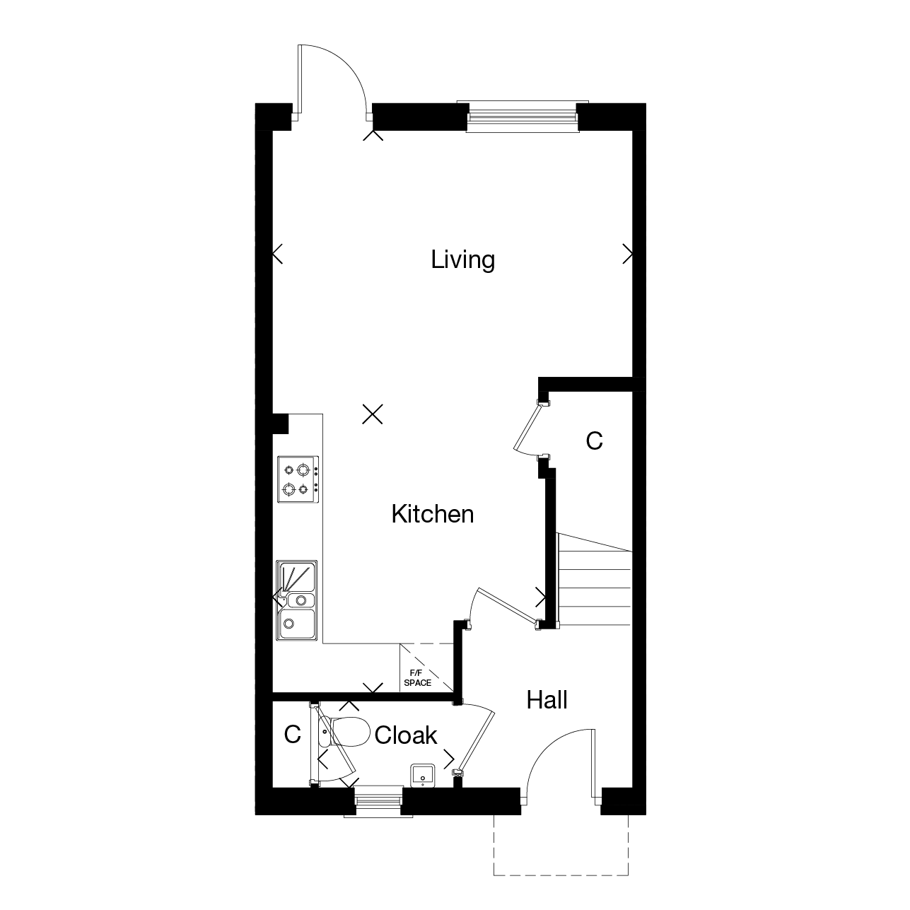 Etive ground floor